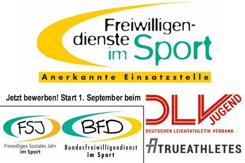 BFD im Sport beim DLV