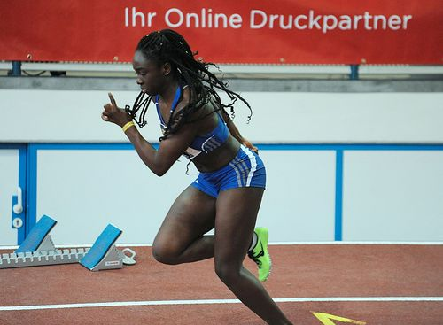 Antonia Dellert schrammt um winzige 0,001 Sekunden an Sprint-Gold vorbei - Lilly Urban und Katja Seng holen ebenfalls Edelmetall