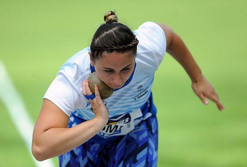 DM Braunschweig (Tag 1, Frauen) Haase mit Vizemeisterschaft über 100 Meter, Lisa Mayer meldet sich erneut ab, Lowka erneut mit Hessenrekord (U23)