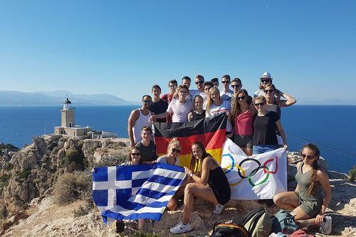 Auf nach Griechenland – NOCH 4 PLÄTZE FREI!!!